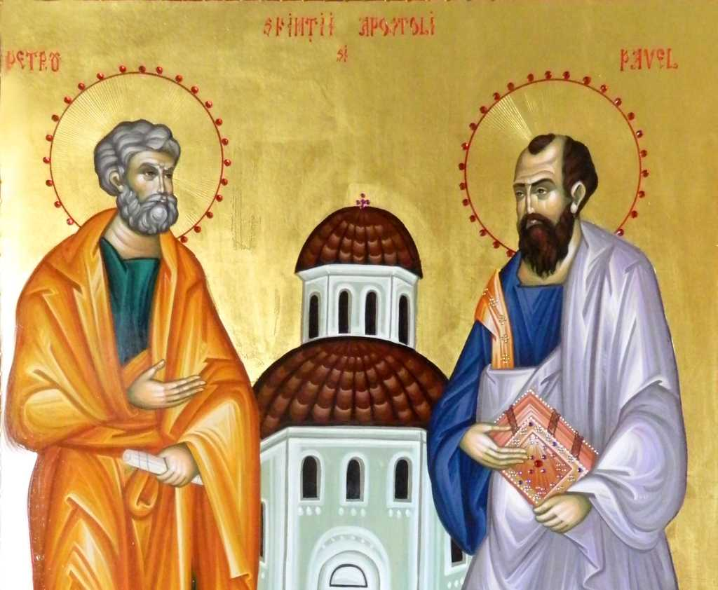 Saint Peter and Saint Paul – Apostles and Martyrs in Europe