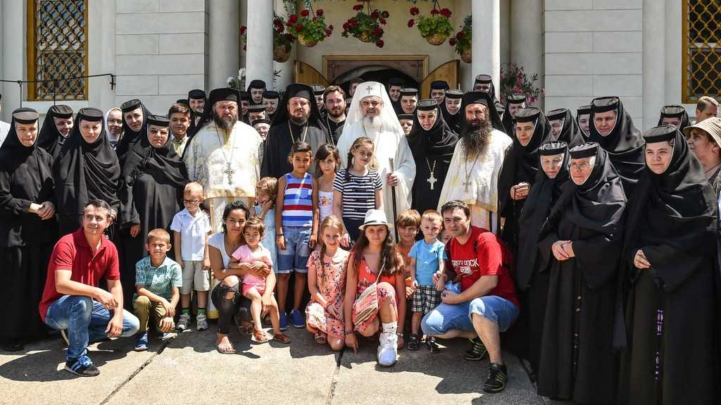"""Patriarch Of Romania: """"The Romanian People Were Formed And Christianized Slowly But Profoundly"""""""