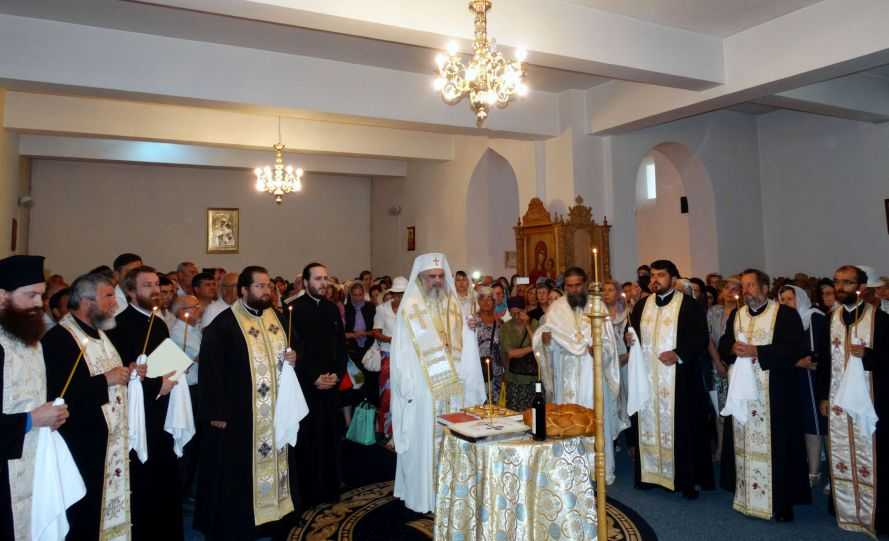 Solemn Commemoration Service Five Years Since The Passing Away Of Father Arsenie Papacioc