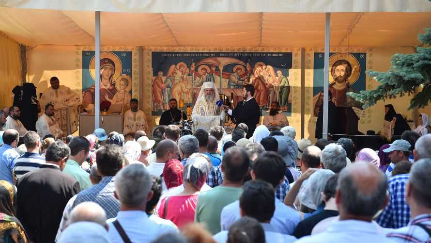 "Patriarch of Romania: ""Kindness of Christ liberates Humans from the Demons' Malice"""