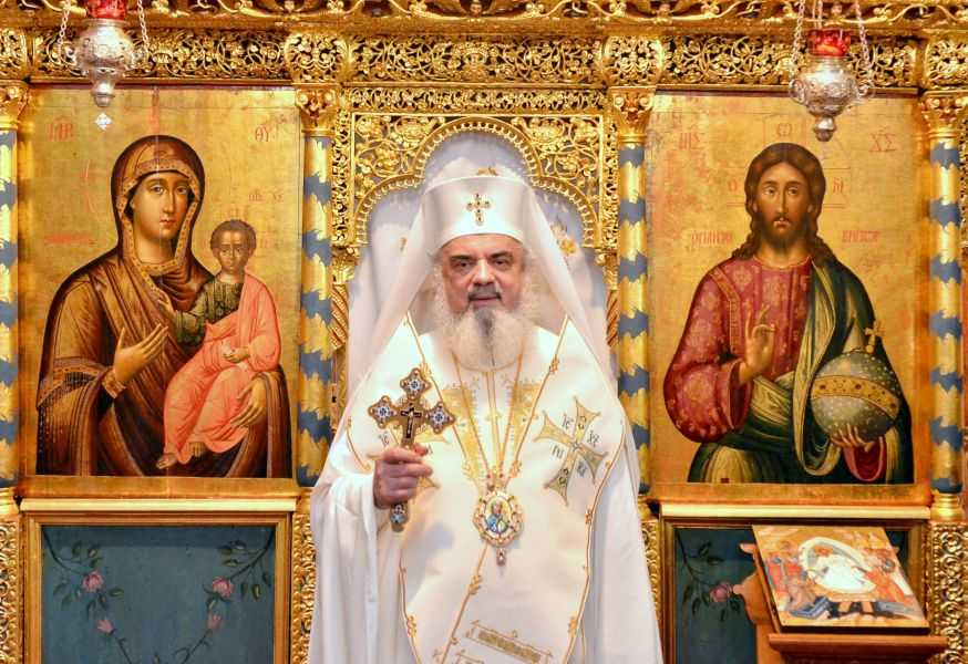 "Patriarch of Romania: ""Faith of the Merciful Help the Sick"""