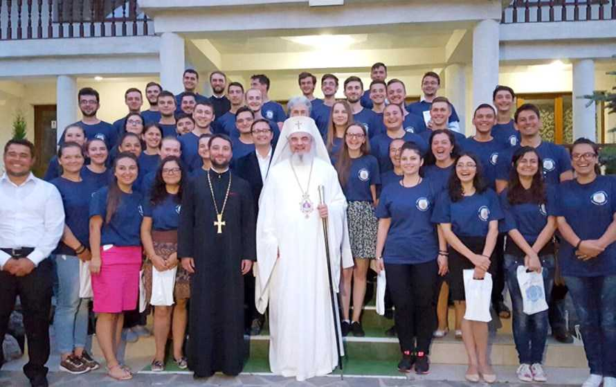 Dialogue with the Young Orthodox People at Caraiman Monastery. Patriarch of Romania: the True Joy Is Generated by Prayer