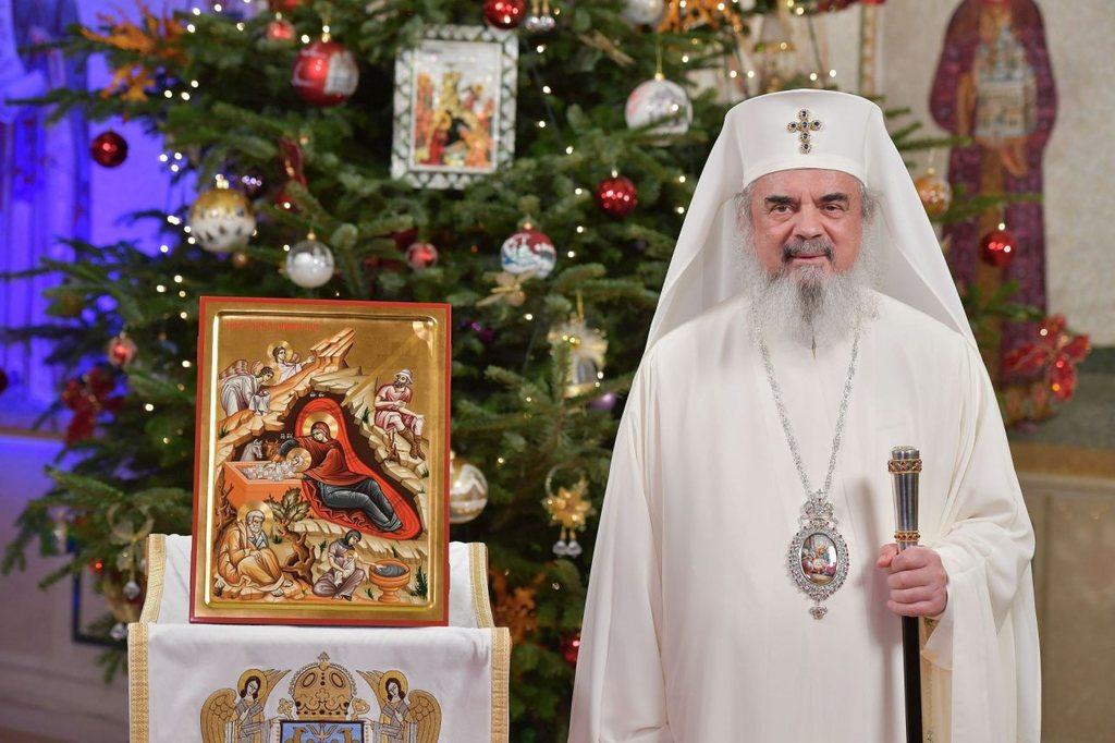 Christmas Message of His Beatitude Patriarch Daniel
