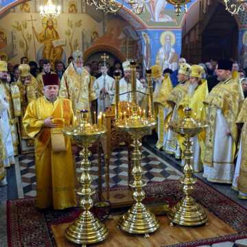 Church Consecration at Suprasl Monastery