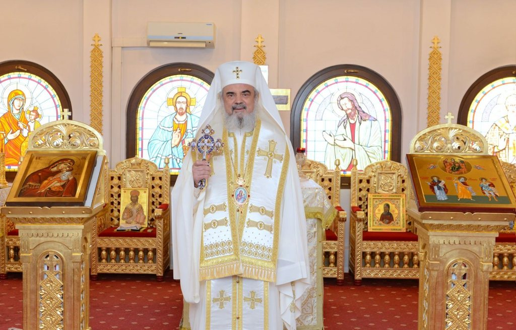 Patriarch Daniel - Sunday of the Publican and the Pharisee