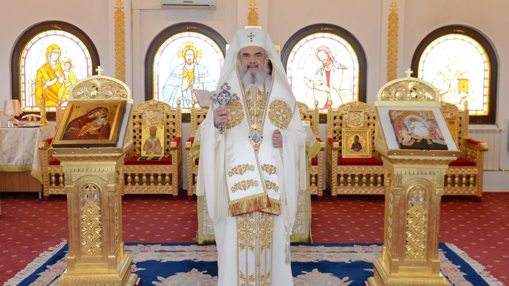 Patriarch Daniel's homily on the Sunday of the Prodigal son 2017