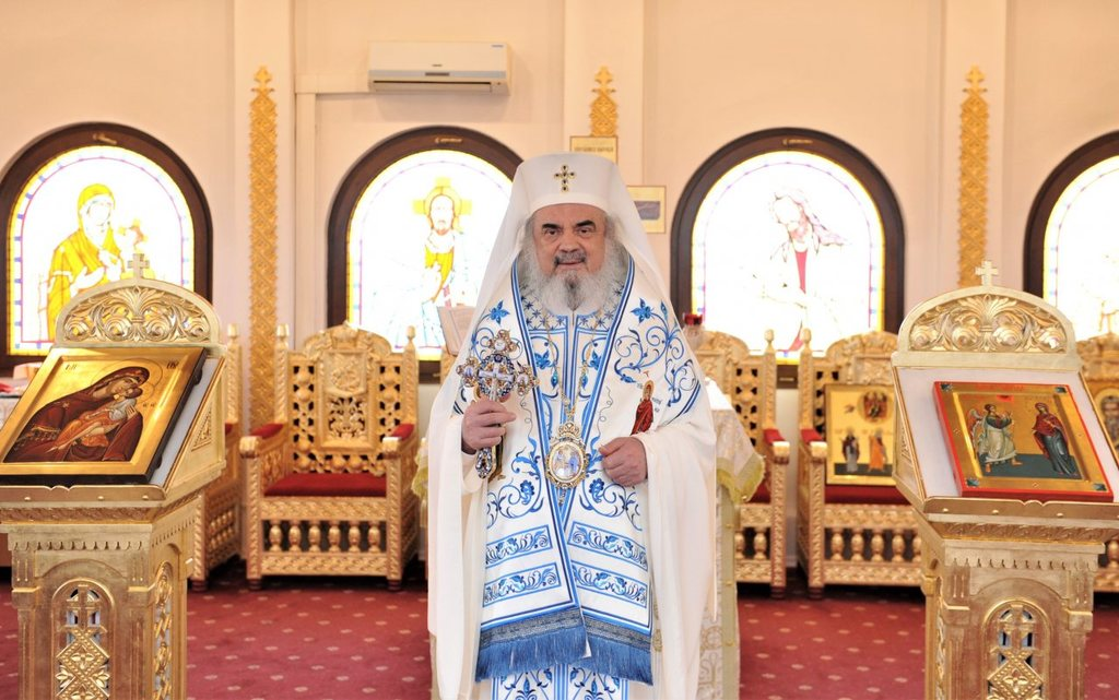 Patriarch Daniel: The Mother of God is a loving and prayerful Protectress of the entire world
