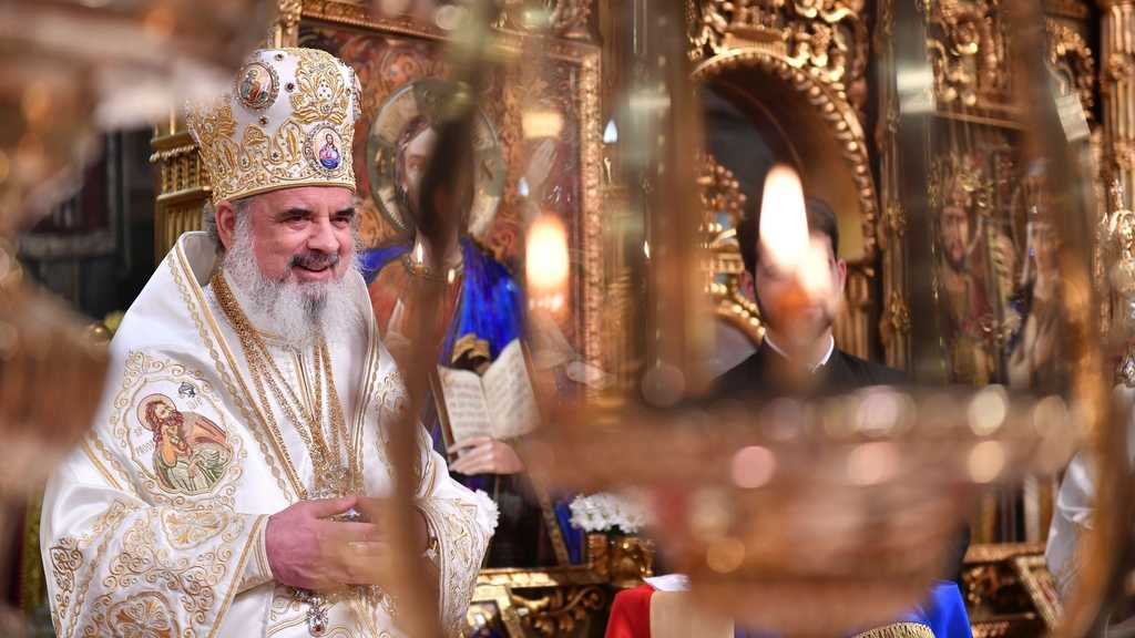 Patriarch Daniel of Romania