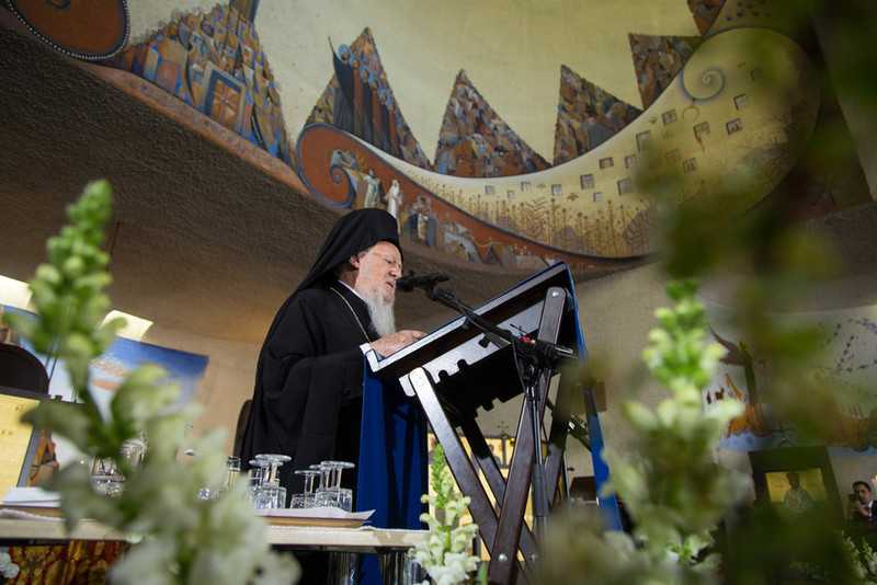 25th Anniversary of enthronement of His Holiness Bartholomew as Ecumenical Patriarch in Chambesy