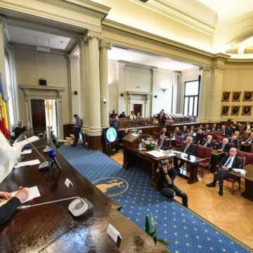 Romanian Academy holds Solemn Session   Patriarch Daniel speaks about the Church's involvement in achieving national independence