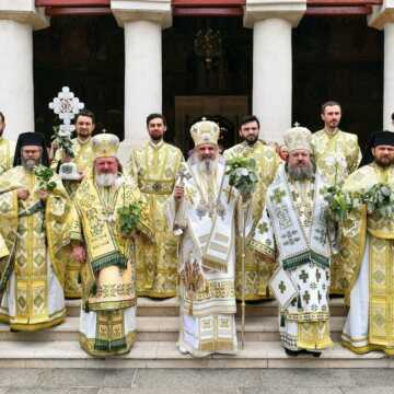 2017 Pentecost Sunday at the Patriarchal Cathedral