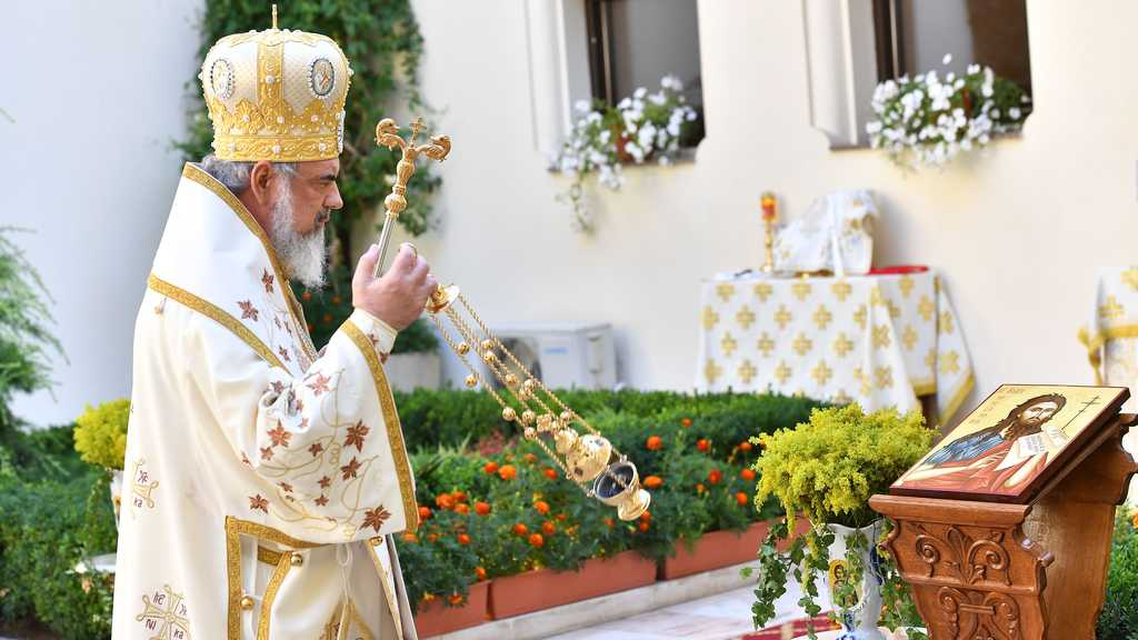patriarch Daniel on the Nativity of St John the Baptist