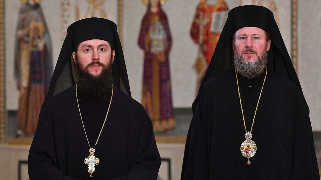 Assistant Bishops elected by the Holy Synod