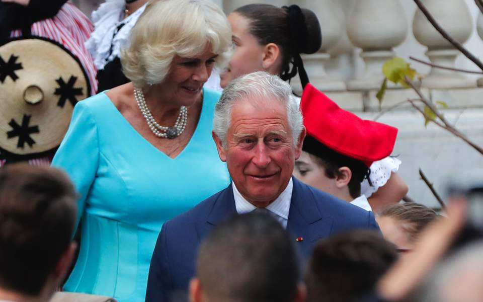 Prince Charles of Wales
